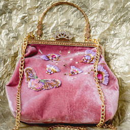 Pink dreams bag